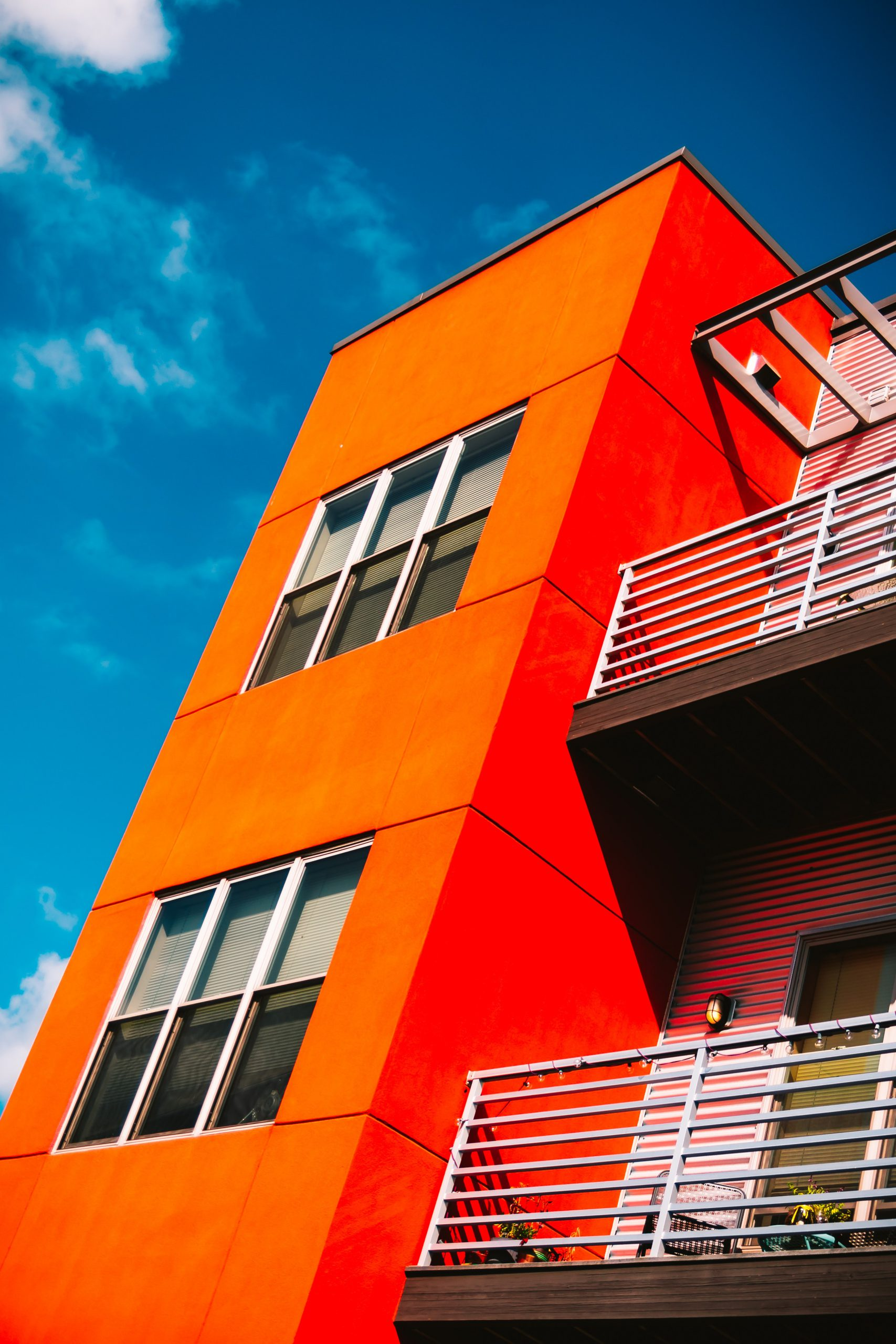 طراحی ساختمان های مسکونی